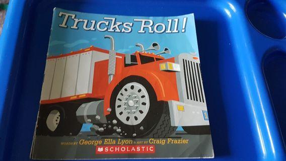 🚚 Trucks Roll!