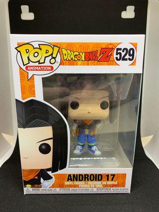 🚚 DBZ Android 17