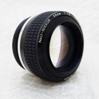 Nikon 58mm f1.2 NOCT **Collectible**