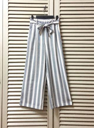 Brand new! Stripes Culottes
