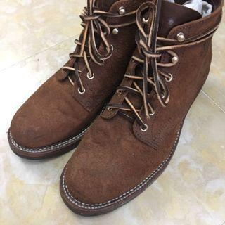 Alternative country dress boots us8.5