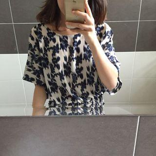 Forever 21 Batwing Blouse