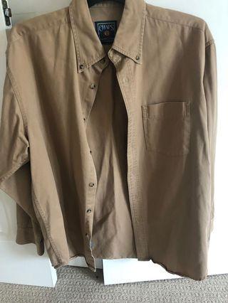Vintage Chaps Ralph Lauren dress shirt