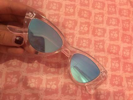 H&M Blue Sunglasses
