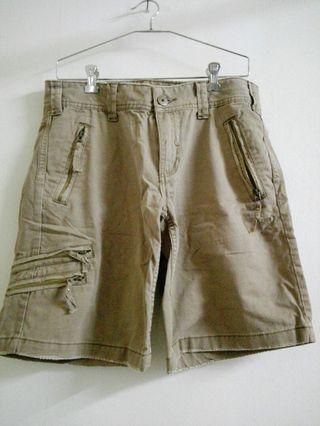 Ladies SEED Khaki Shorts, new