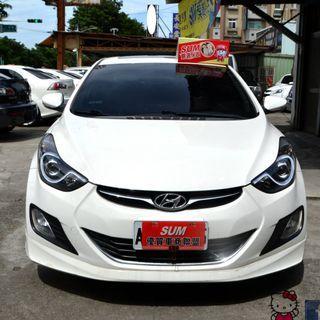 現代汽車Hyundai Elantra 1.8 熱門房車