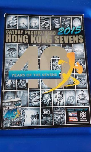 🚚 2015 Hong Kong Sevens : 40 Years of The Sevens