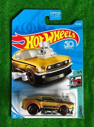 Hotwheels Ford Mustang