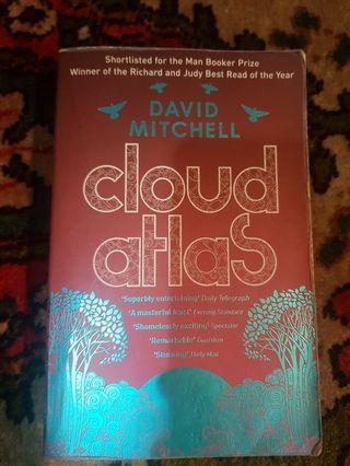 Cloud atlas-david mitchell