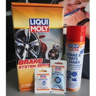 Liqui Moly Brake Cleaning Service