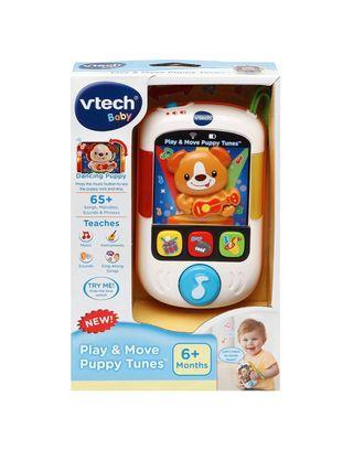 VTech Play & Go Puppy Tunes