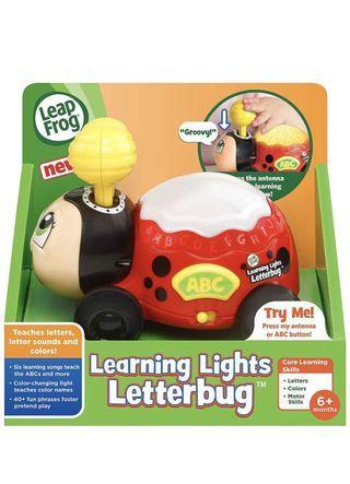 LeapFrog Learning Lights Letter Ladybug