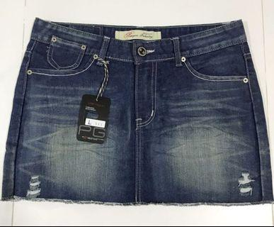 🚚 BNWT Denim Jeans Skirt
