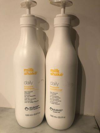 Milkshake 1L Shampoo/Conditioner