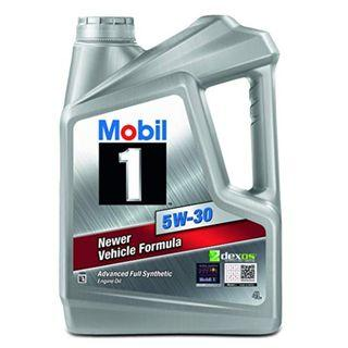Mobil 1 5W30 Advanced Full Synthetic Engine Oil