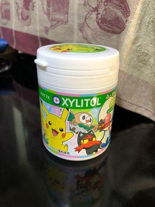 🚚 Pokémon Centre Chewing Gum (Lotte Xylitol)