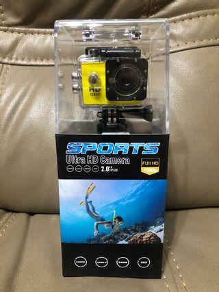 防水戶外攝錄機全新