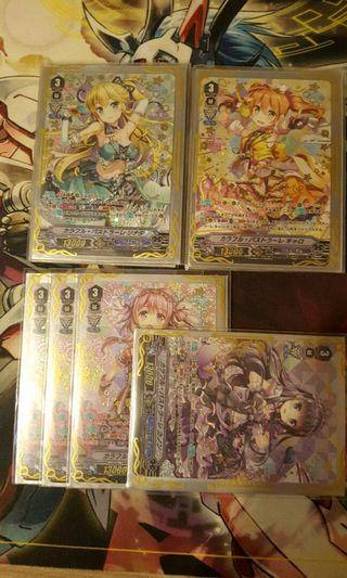 WTS STRICTLY Bermuda Triangle High Rarity Deck 16 SVR