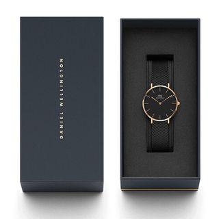 authentic daniel wellington elegant watch