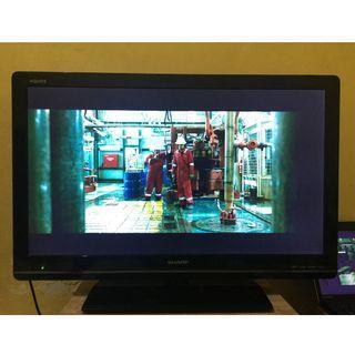 """SHARP 32"""" LED TV MODEL LC-32LE430M"""