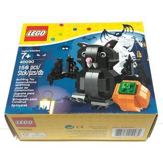 🚚 Lego 40090 Halloween bat set