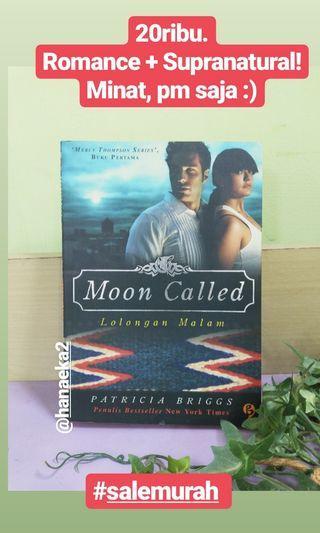 Moon Called (terjemahan)