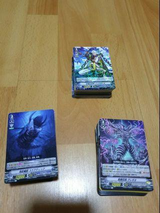 (WTS) V-EB08 Common and Rare Playset
