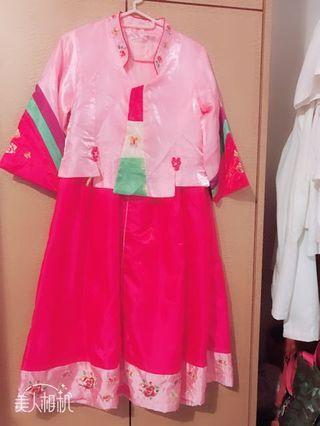 Korea dress CNY dress skirt