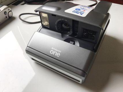 [故障機]Polaroid one600