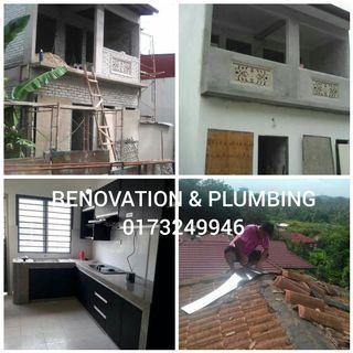 RENOVATION & PLUMBER SUNGAI BULUH 0173249946