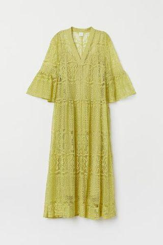 [New] HnM Lace Dress Kaftan Limited edition