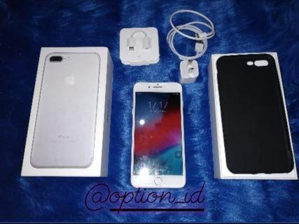 Iphone 7 plus 128gb silver