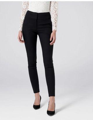 Forever new Georgia high waist work pants trousers 8