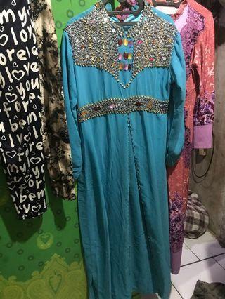 #Maugopay Gamis baju muslim