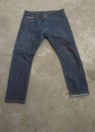 Denim selvedge