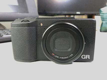 極新二手 Ricoh GR2 九成新