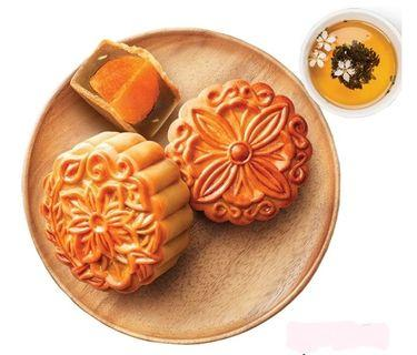 Mooncake Double happiness variety pack