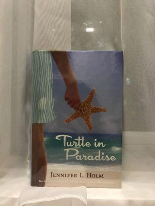 🚚 Turtle in Paradise by Jennifer L. Holm Hardcover