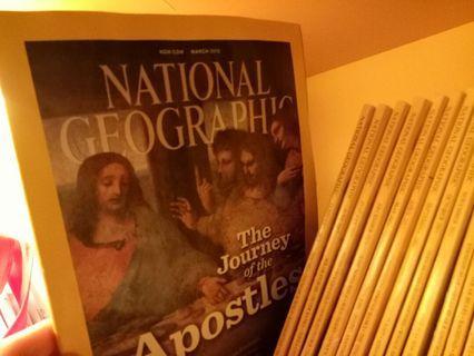 🚚 National Geographic Magazine