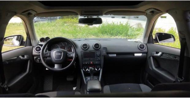 2005  Audi  A3  2.0L