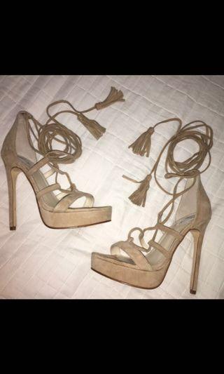 Windsor Smith tassel heel