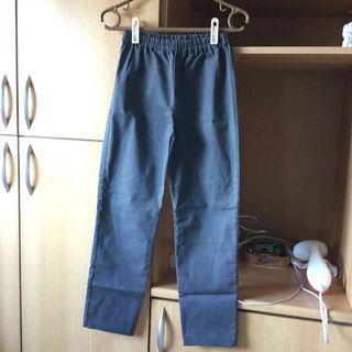 🚚 灰色長褲