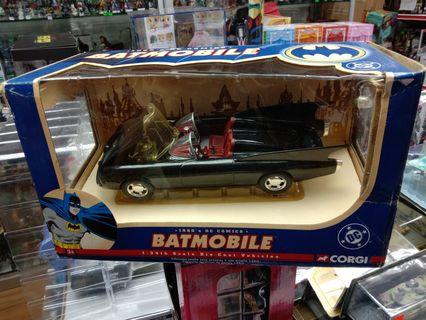 1/24 die-cast batmobile 1960 DC comics batman