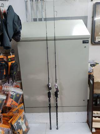 (New & Just Arrival with Offers of 15% Less.!!- The 'XPUYU' 6ft Overhead Boat Bottom/Jigging Rods.)= b).Xpuyu-ONAGA NG 602MC.(6ft Butt joint Rod, PE 2-4, Lure Wt: 90-200g).  c).Xpuyu-ONAGA NG 632LC.(6ft 3in Butt joint Rod, PE 1-2, Lure Wt: 40-150g).
