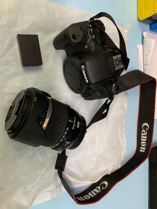 Canon 760D連鏡頭 18mm-270mm