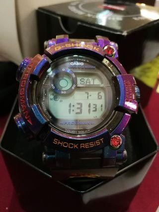 100%Authentic Pre-owned Casio G shock GWF-D1000B Special Colour @Poison Snake Watch