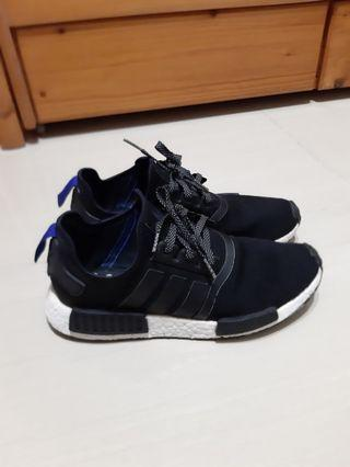 Nmd r1 black blue pull tab jd sports exclusive