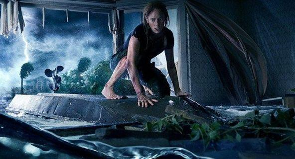 🚚 A pair of movie preview tickets to CRAWL on 10th July 7.10pm at Bugis+