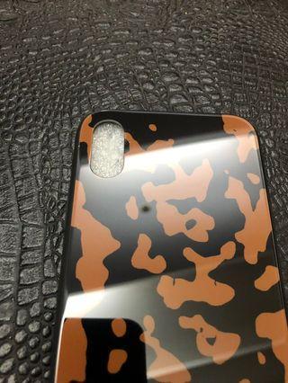 🚚 蘋果x的手機殼 全新豹紋 原價790 因重複買 現在120