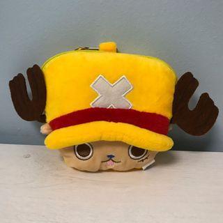 🚚 One Piece Chopper Pouch (Luffy)